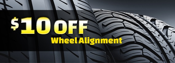 Wheel Alignment Coupon in Valparaiso, IN